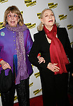 Phyllis Newman & Lauren Bacall.attending the Opening Night Performance of the New Broadway Musical HIGH FIDELITY at the Imperial Theatre in New York City..December 7, 2006. Walter McBride /