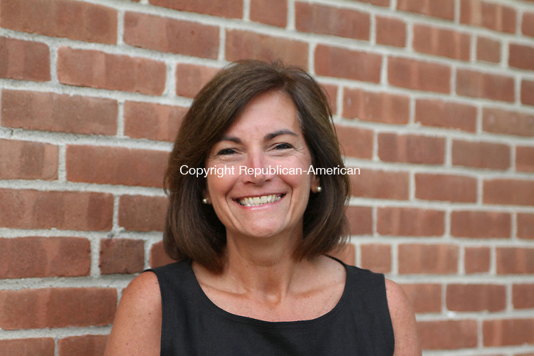 WATERTOWN, CT, 17 July 2014-071714LW02 -  Kathleen Scully has been transfered as principal from John Trumbull Primary School to Judson Elementary School in Watertown. Laraine Weschler Republican-American