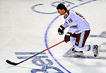 24 January 2009: Phoenix Coyotes' right wing forward Shane Doan wins the NHL Elimination Shootout, the last event in the NHL SuperSkills Competition, part of the All-Star Weekend at the Bell Centre in Montreal, Quebec, Canada. ***** Editorial Sales Only ***** Mandatory Photo Credit: Ed Wolfstein Photo