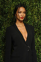 NEW YORK, NY - NOVEMBER 6: Lais Ribeiro at the 14th Annual CFDA Vogue Fashion Fund Gala at Weylin in Brooklyn, New York City on November 6, 2017. Credit: John Palmer/MediaPunch /NortePhoto.com