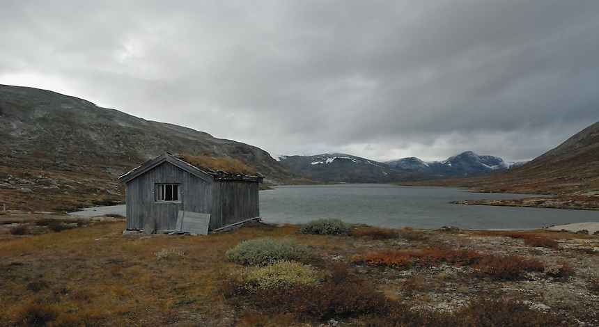 Hunting and fishing cabin,Dovre,Norway Home decor, Trond Are Berge Landscape, landskap,