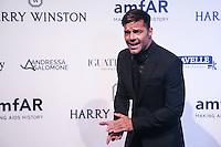 SÃO PAULO, SP, 15.04.2016 - AMFAR-SP - Ricky Martin durante jantar AmfAR na região oeste da cidade de São Paulo nesta sexta-feira, 15. (Foto: Vanessa Carvalho/Brazil Photo Press)