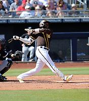Jurickson Profar - San Diego Padres 2020 spring training (Bill Mitchell)