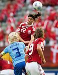 Marianne Pedersen, Women's EURO 2009 in Finland.Denmark-Netherlands, 08292009, Lahti Stadium
