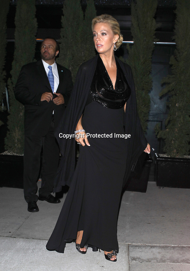 Sunday night August 28, 2010..kate Gosselin wearing black dress leaving Emmy after party at Trousdale in Hollywood ..AbilityFilms@yahoo.com.805-427-3519.www.AbilityFilms.com