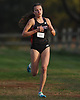 Reilly Siebert of Syosset races to victory in the Nassau County girls cross country Class A state qualifier at Bethpage State Park on Saturday, Nov. 4, 2017.