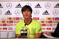 23.03.2016: Pressekonferenz der Nationalmannschaft
