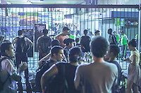 RIO DE JANEIRO, RJ 13.02.2014 - PROTESTO RIO DE JANEIRO - Manifestação contra ao aumento das passagens de onibus na regiao central da cidade do Rio de Janeiro.(Foto: Nicson Olivier/Brazil Photo Press