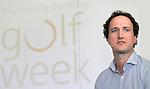 BADHOEVEDORP -  Steven Sedee   (ING sportsponsoring)   Van 20 t/m 22 mei zal op de International Golfcourse de ING Private Banking Golf Week voor het eerst gehouden worden.  COPYRIGHT KOEN SUYK