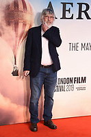 "Tom Courtney<br /> arriving for the ""Aeronauts"" screening as part of the London Film Festival 2019 at the Odeon Leicester Square, London<br /> <br /> ©Ash Knotek  D3523 07/10/2019"
