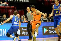 GRONINGEN - Basketbal, Nederland - Roemenie, WK kwalificatie 2019, Martiniplaza, 28-06-2018 Worthy de Jong