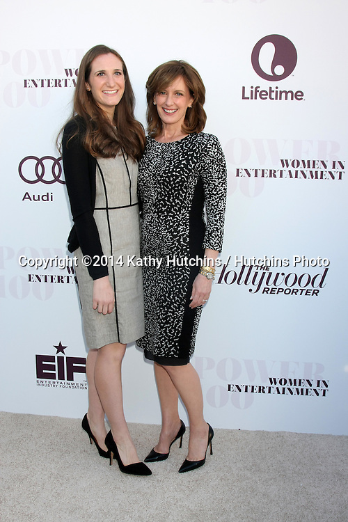 LOS ANGELES - DEC 10:  Rosie Miller, Anne Sweeney at the 23rd Power 100 Women in Entertainment Breakfast at the MILK Studio on December 10, 2014 in Los Angeles, CA