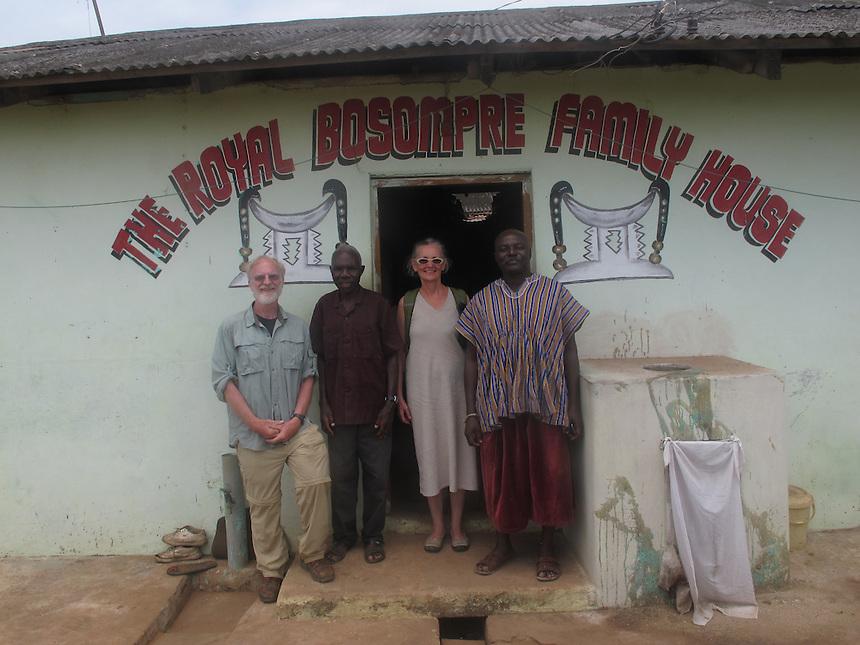 Judy and Rick's trip to Ghana. Aug., 2012  © Rick Reinhard 2012  email    rick@rickreinhard.com