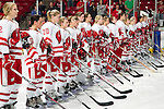 2010 NCAA Women's Hockey: Ohio State at Wisconsin