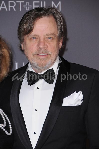 04 November  2017 - Los Angeles, California - Mark Hamill. 2017 LACMA Art+Film Gala held at LACMA in Los Angeles. Photo Credit: Birdie Thompson/AdMedia