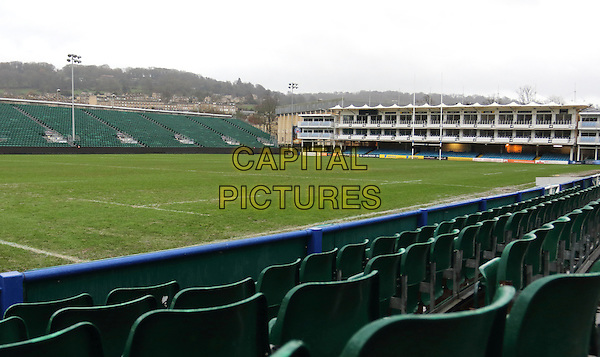 Bath Rugby Club - The Rec, Bath, Somerset, England on December 30th 2015<br /> CAP/ROS<br /> &copy;Steve Ross/Capital Pictures