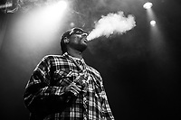 SAN FRANCISCO, CA - DECEMBER 02: Snoop Dogg performs live onstage during the 'I Wanna Thank Me Tour' at the Fillmore Auditorium on December 2, 2019 in San Francisco, California. Photo: Chris Tuite/imageSPACE/MediaPunch