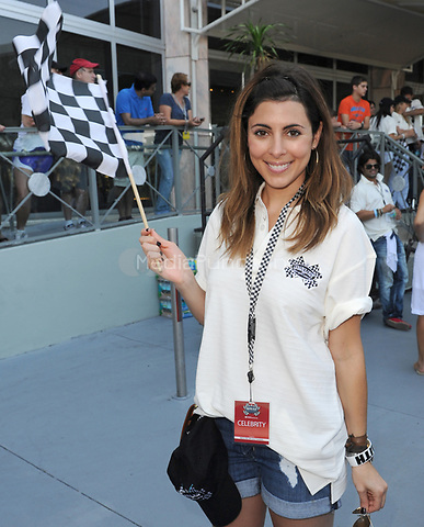 MIAMI, FL - APRIL 30: (EXCLUSIVE COVERAGE) Actress Jamie-Lynn Sigler participates in a Rally for Kids with Cancer Scavenger Cup.  Jamie-Lynn Sigler (formerly DiScala; born May 15, 1981) is an American actress and singer. She is best known for her role as Meadow Soprano on the HBO television series The Sopranos.  on April 30, 2011 in Miami, Florida.   <br />