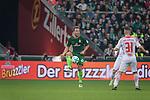 15.04.2018, Weser Stadion, Bremen, GER, 1.FBL, Werder Bremen vs RB Leibzig, im Bild<br /> <br /> Philipp Bargfrede (Werder Bremen #44)<br /> <br /> Foto &copy; nordphoto / Kokenge