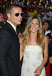 Brad Pitt - Jennifer Aniston - couple