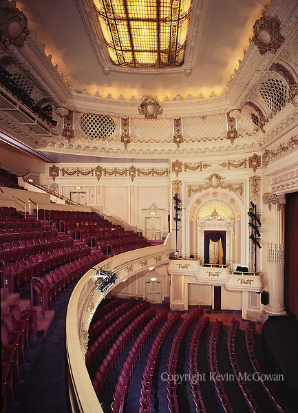 Pantages Theater Interior