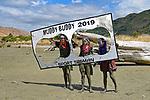 NELSON, NEW ZEALAND Febuary 16: Sport Tasman Marlborough Muddy Buddy Run 16.2.19 at Havelock Febuary 16 2019, Nelson, New Zealand (Photos by Barry Whitnall/Shuttersport Limited)