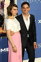 "NEW YORK CITY, NY, USA - MAY 10: Zosia Mamet, Evan Jonigkeit at the World Premiere Of Twentieth Century Fox's ""X-Men: Days Of Future Past"" held at the Jacob Javits Center on May 10, 2014 in New York City, New York, United States. (Photo by Celebrity Monitor)"