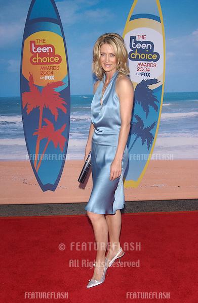 KELLY ROWAN at the 2004 Teen Choice Awards at Universal Studios, Hollywood..August 8, 2004