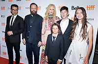 09 September 2017 - Toronto, Ontario Canada - Colin Farrell, Yorgos Lanthimos, Nicole Kidman, Sunny Suljic, Barry Keoghan and Raffey Cassidy. 2017 Toronto International Film Festival - &quot;The Killing Of A Sacred Deer&quot; Premiere held at The Elgin. <br /> CAP/ADM/BPC<br /> &copy;BPC/ADM/Capital Pictures