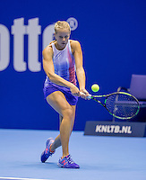 Rotterdam, Netherlands, December 15, 2016, Topsportcentrum, Lotto NK Tennis,  Nina Kuijer (NED) <br /> Photo: Tennisimages/Henk Koster
