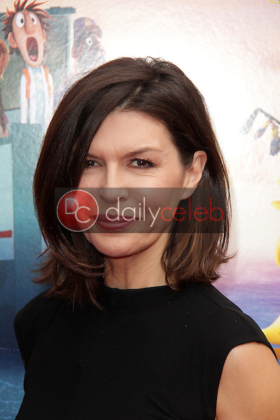 """Finola Hughes<br /> at the """"Cloudy With A Chance of Meatballs 2"""" Los Angeles Premiere, Village Theater, Westwood, CA 09-21-13<br /> David Edwards/Dailyceleb.com 818-249-4998"""