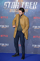 "Shazad Latif<br /> at the ""Star Trek Discovery"" photocall, Millbank Tower,  London<br /> <br /> <br /> ©Ash Knotek  D3347  05/11/2017"