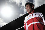 2009 Superbike World Championship, Round 14, Portimao, Portugal, 25 October 2009, Noriyuki Haga (JPN), 41, Ducati Xerox