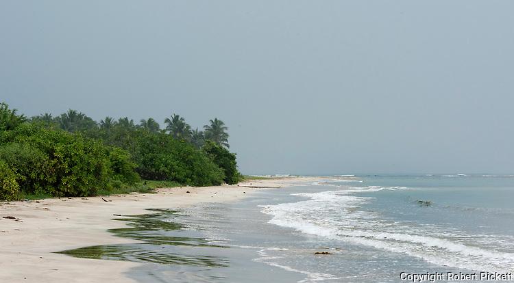 Beach at Pasikudha Bay, Kalkudah, Sri Lanka