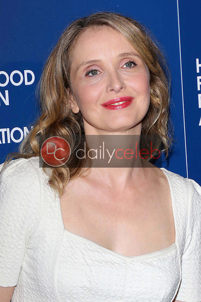 Julie Delpy<br /> at the Hollywood Foreign Press Association's 2013 Installation Luncheon, Beverly Hilton, Beverly Hills, CA 08-13-13<br /> David Edwards/DailyCeleb.Com 818-249-4998