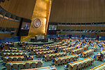General Assembly Seventy-second session<br /> 33rd plenary meeting<br /> New Partnership for Africa's Development: progress in implementation and international support: reports of the Secretary-General (A/72/223 and A/72/269) <br /> 2001-2010: Decade to Roll Back Malaria in Developing Countries, Particularly in Africa <br /> Joint debate