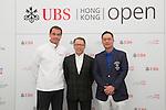 Charity Cup - 58th UBS Hong Kong Open 2016 - European Tour Golf