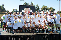 FC Gold Pride the 2010 WPS Champions. FC Gold Pride defeated the Philadelphia Independence 4-0 to win the 2010 WPS Championship at Pioneer Stadium in Hayward, California on September 26th, 2010.