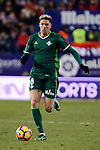Real Betis's Jonas Martin during La Liga match between Atletico de Madrid and Real Betis at Vicente Calderon Stadium in Madrid, Spain. January 14, 2017. (ALTERPHOTOS/BorjaB.Hojas)