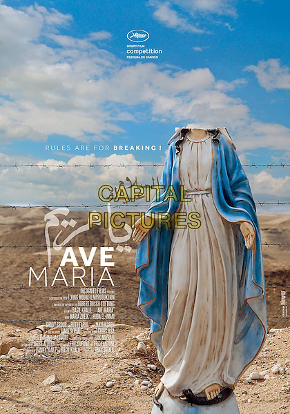 POSTER ART<br /> in Ave Maria (2015)<br /> *Filmstill - Editorial Use Only*<br /> CAP/NFS<br /> Image supplied by Capital Pictures