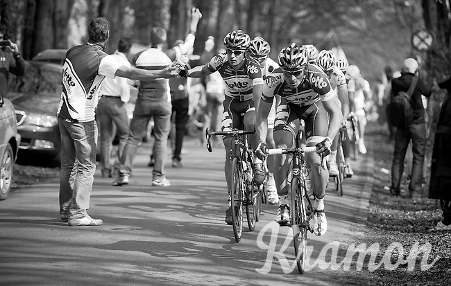 3 Days of De Panne.stage 2..over the Kemmelberg.
