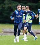 24.09.2019 Rangers training: Nikola Katic
