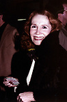 Katherine Helmond attends a Broadway Show on October 14, 1979 in New York City.