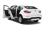 Car images of 2017 BMW X4 xDrive28i 5 Door SUV Doors