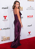 PASADENA, CA, USA - OCTOBER 10: Alexa PenaVega arrives at the 2014 NCLR ALMA Awards held at the Pasadena Civic Auditorium on October 10, 2014 in Pasadena, California, United States. (Photo by Celebrity Monitor)