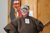 Bonnie Grimes Elementary School Groundhog Day