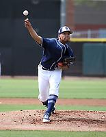 Luis Patino - San Diego Padres 2019 spring training (Bill Mitchell)