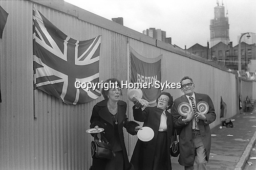 Whitechapel, London. 1977<br />
