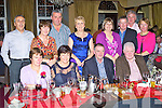 Pictured at the Eircom Christmas Party on Saturday night are: Lil O'Sullivan, Liz O'Sullivan, Frank Lynch, Mike Carroll. Back l-r: John Michael O'Sullivan, Carol Lynch, Gene O'Sullivan, Bridget O'Sullivan, Ann Carroll, Paddy Griffin, Dermot O'Sullivan and Marie Griffin.