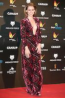 Manuela Velles attends the Feroz Cinema Awards 2015 at Las Ventas, Madrid,  Spain. January 25, 2015.(ALTERPHOTOS/)Carlos Dafonte) /NortePhoto<br /> <br /> nortePhoto.com